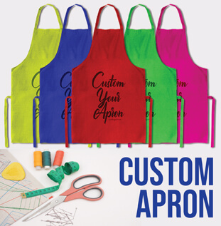 Kilang Jahit Custom Apron