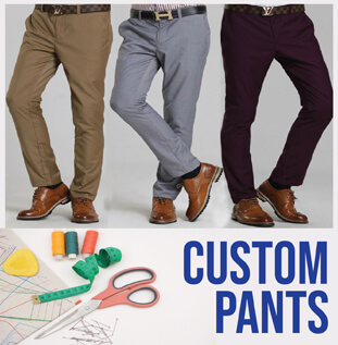 Kilang Jahit Custom Pants