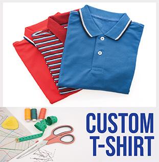 Kilang Jahit Custom T-Shirt
