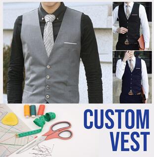 Kilang Jahit Custom Vest